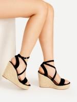 Thin Open Toe Strap $45