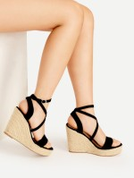 Thin Open Toe Strap $45